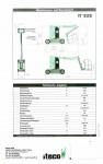 Nabídka: Pracovní plošina ITECO IT92A