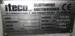 Bazar: Pracovní plošina ITECO IT92A
